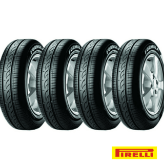 Kit X4 Neumaticos 185/60r14 Formula Energy Golduna Fiesta