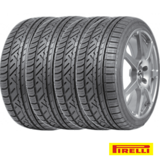 Kit X4 225/45r17 Pirelli Formula Dragon Bora 308 408 Vectra