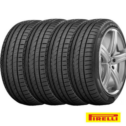Kit X4 Neumaticos 185/55r16 Pirelli P1 Cinturato Fit-city
