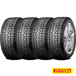 Kit X4 Neumaticos  185/65r15 Pirelli Scorpion Atr  Partner