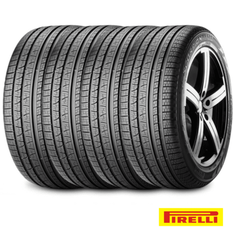 Kit X4 Neumáticos 215/65r16 Pirelli Scorpion Verde All Season Duster