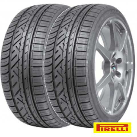 Kit X2 Neumáticos 215/45r17 Pirelli Dragon 87w