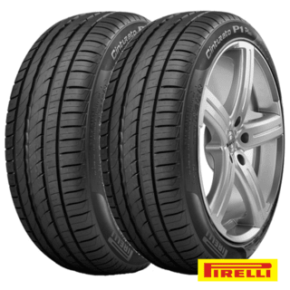 Kit X2 Neumaticos 185/55r16 Pirelli P1 Cinturato Fit City