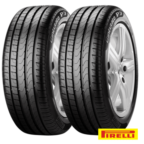 Kit X2 Neumáticos Pirelli 245/40r18 P7 Cinturato As R-flat