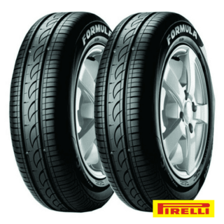 Kit X2 Neumáticos 185/65r14 Formula Energy 405 Escort 206