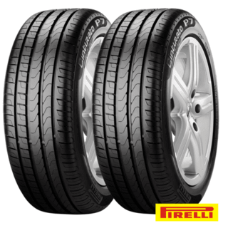 Kit X2 225/50r17 Pirelli P7 Cinturato Accord Audi 3008