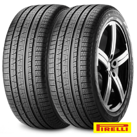 Kit X2 215/65r16 Pirelli Scorpion Verde All Season Duster