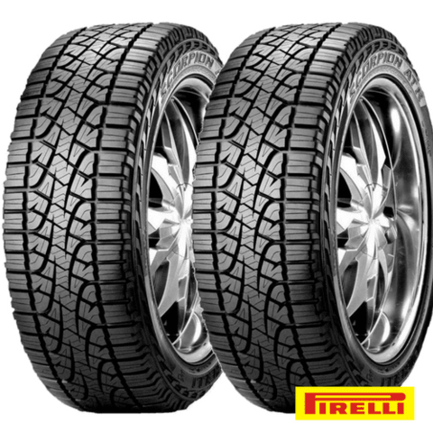 Kit X2 Neumáticos 175/70r14 Pirelli Scorpion Atr Uno Way Adv