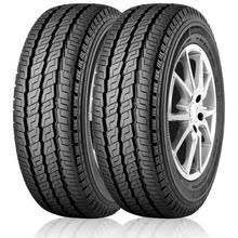 Kit X2 Neumaticos 195/70r15 Continental Vanco 8
