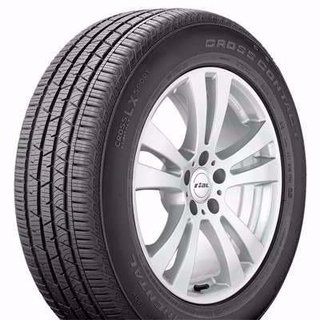 Kit X2 Neumaticos 215/65r16 Continental Cross Contact Lx  - comprar online