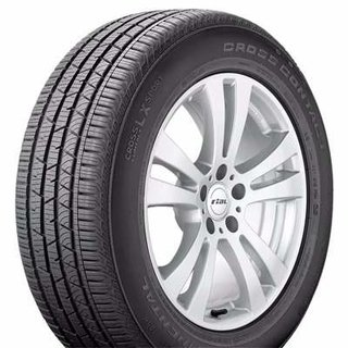Kit X2 Neumaticos 245/70r16 Continental Cross Contact Lx