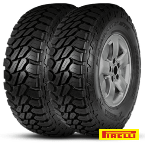 Kit X2 Neumáticos Pirelli 255/70r16 Scorpion Mtr