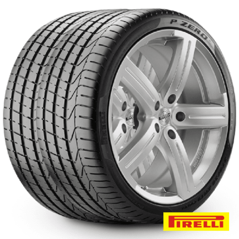 Kit X2 Neumáticos Pirelli 245/40r18 Pzero Run Flat