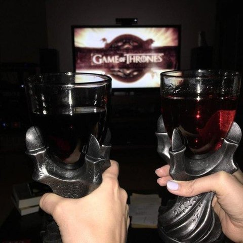 Copa Caliz Game Of Thrones en internet