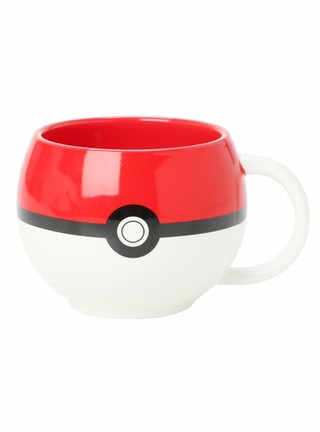 Tazón Pokebola / Mug Pokemon