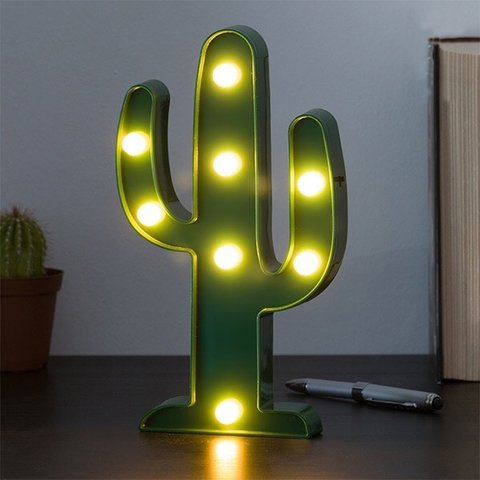 Lámpara Cactus Led