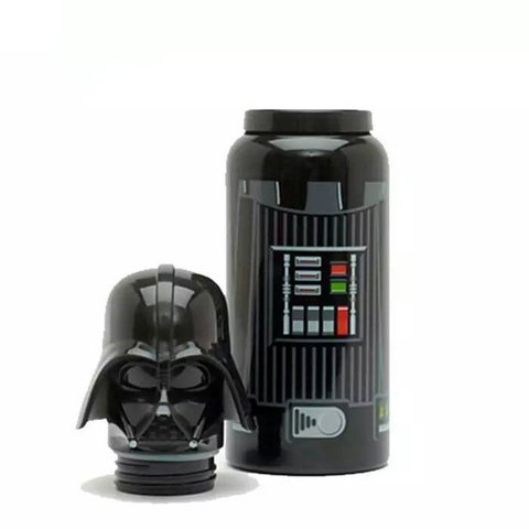 Botella De Agua Star Wars:  Darth Vader - comprar online