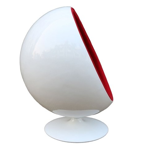 Ball Chair: Red en internet
