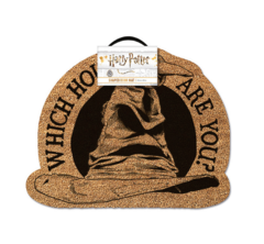 Limpiapies Harry Potter: Sorting Hat
