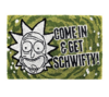 Limpiapies Rick and Morty: Get Schwifty
