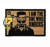 Limpiapies Breaking Bad: I am The One Who Knocks