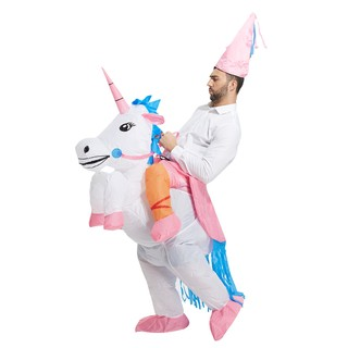 Disfraz Unicornio inflable en internet