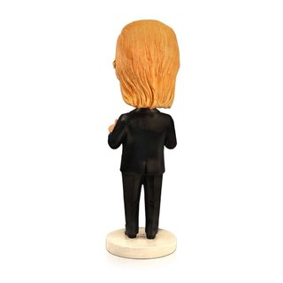 Figura Donald Trump Bubblehead en internet