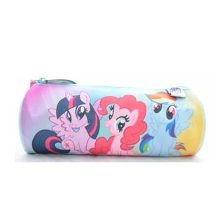 Estuche cilindro soft My Little Pony