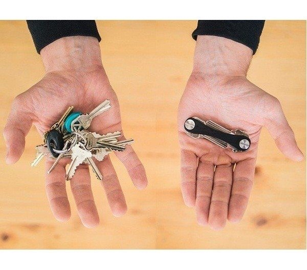 Compact Key Holder