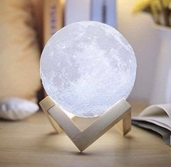 Lámpara Luna 15cm 3D Bluetooth - My Mix