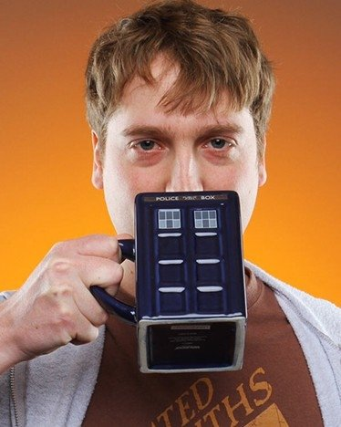 Mug Doctor Who: Tardis - My Mix