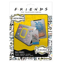 Set de stickers serie TV: Friends