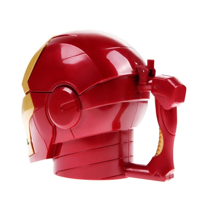 Mug Iron Man en internet