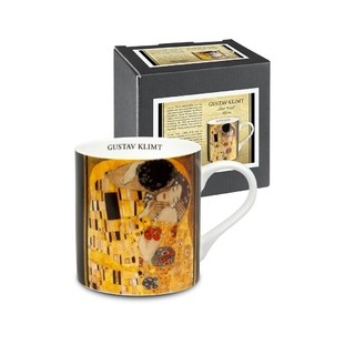 Mug Klimt - The Kiss
