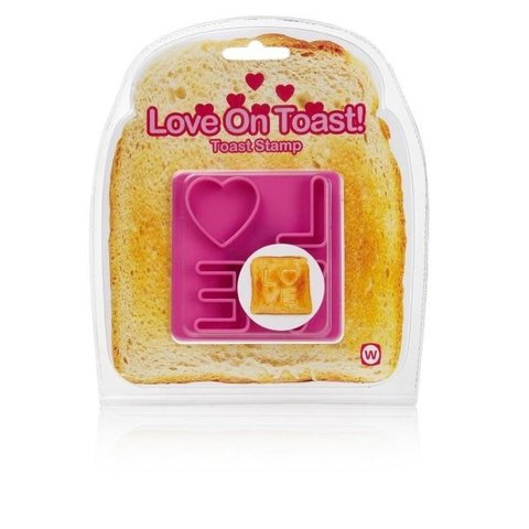 Molde Tostadas: LOVE - My Mix