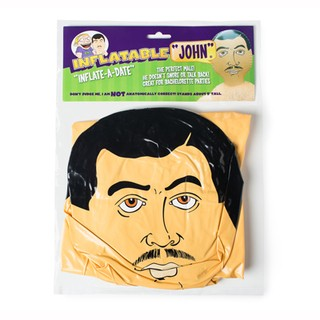Muñeco Inflable:  John - comprar online