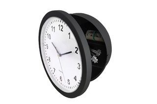 Reloj de pared: Compartimento secreto