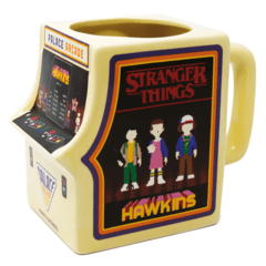 Tazón 3D: Stranger Things Arcade machina - comprar online
