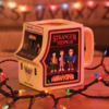 Tazón 3D: Stranger Things Arcade machina