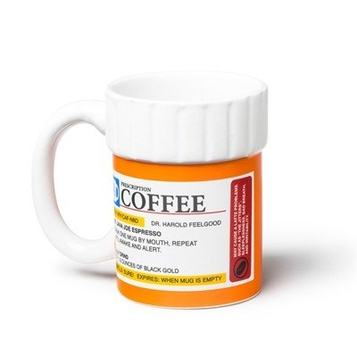 The Prescription Coffee Mug - comprar online