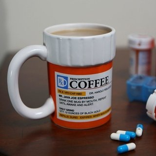 The Prescription Coffee Mug
