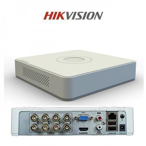 DVR Grabador de Video Digital HIKVISION Modelo: DS-7108HGHI-F1