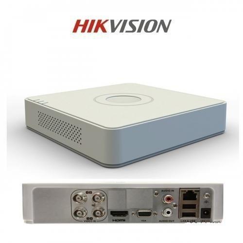 DVR Grabador de Video Digital HIKVISION Modelo: DS-7104HGHI-F1