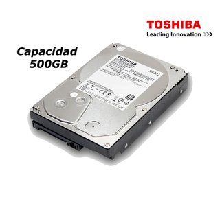 DISCO RIGIDO DE 500GB
