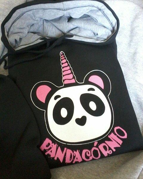 e6a0768bb Blusa Moletom Panda Hi - Comprar em HERO CAMISETAS