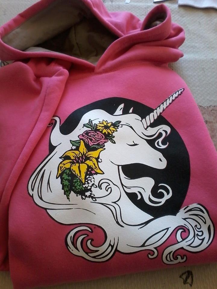 4b6b5905e Moletom Unicorn Magic - Comprar em HERO CAMISETAS