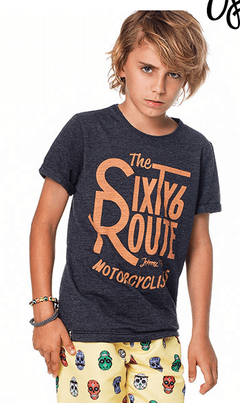 CAMISETA JOHNNY FOX J19521