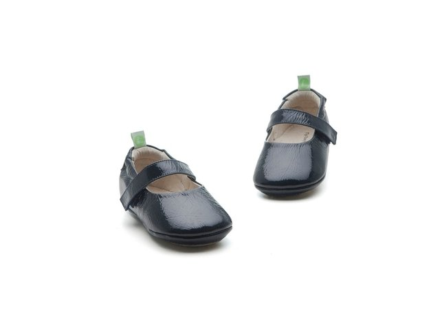 BONECA TIP TOEY JOEY DOLLY - PATENT NAVY