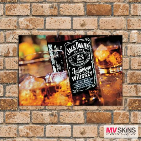 Placa Decorativa Jack Daniel's Whiskey - comprar online