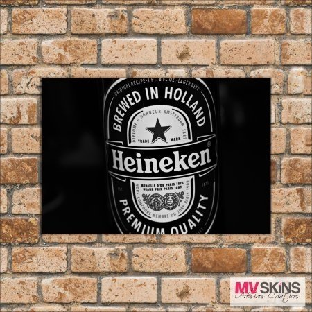 Placa Decorativa Heineken na internet